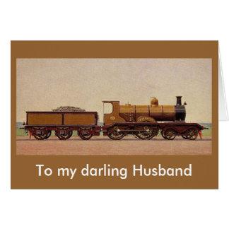 Cartão Marido
