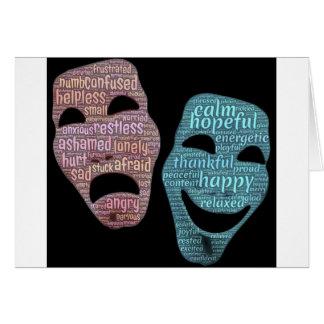 Cartão máscara