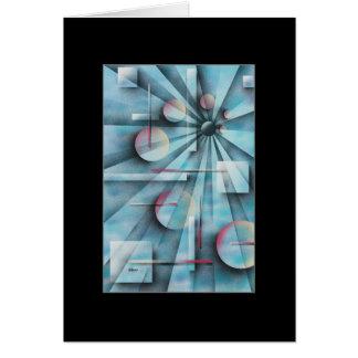 Cartão Máscaras de Fibonacci