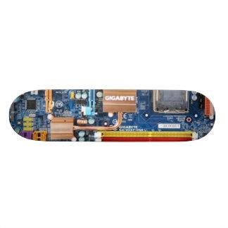 Cartão-matriz Skates