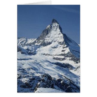 Cartão Matterhorn