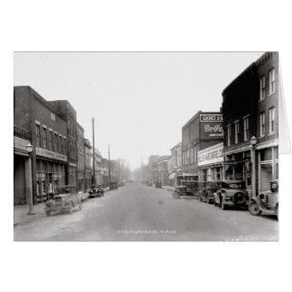 Cartão McMinnville Tennessee cerca de 1930
