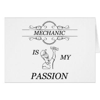 Cartão Mecânico