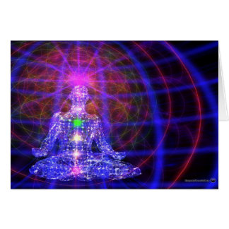 Cartão Meditação