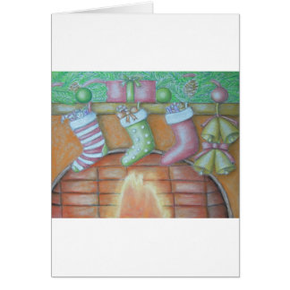 Cartão Meia do Natal