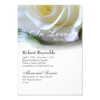 Cartão Memorial/anúncio