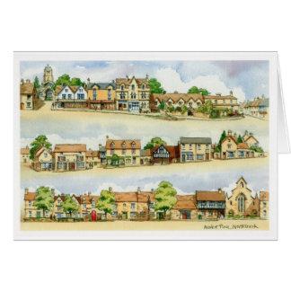 Cartão Mercado de Northleach