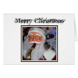 Cartão Merlinxmas, Feliz Natal