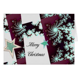 Cartão Merry Christmas