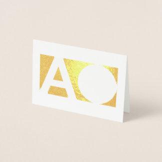 Cartão Metalizado tente a outra conta