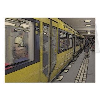 Cartão Metro de Berlim