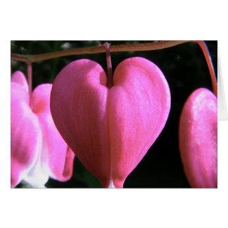 Cartão meu coração a seu