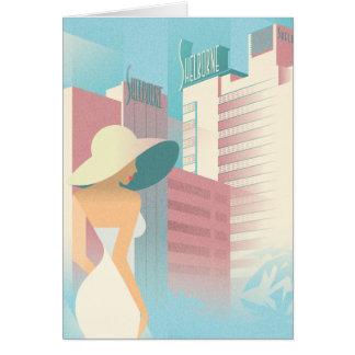 Cartão Miami Beach | Shelborne