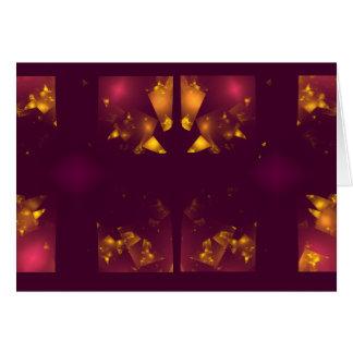 Cartão Microplaquetas do ouro