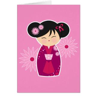 Cartão Miki