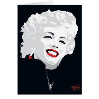 Cartão Miki Marilyn