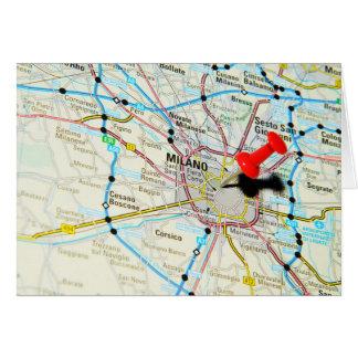 Cartão Milão, Milão (Italia)
