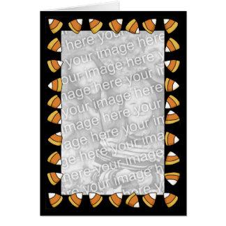 Cartão Milho de doces