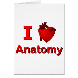 Cartão Mim anatomia <3
