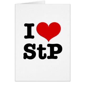 Cartão Mim coração St Paul/St Peter