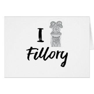 Cartão Mim (pulso de disparo) Fillory