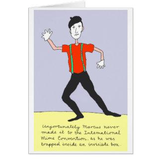 Cartão mime wtf#9
