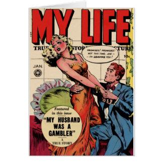 Cartão Minha vida