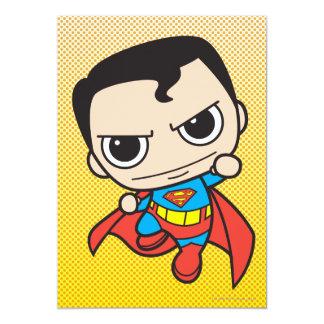 Cartão Mini vôo do superman
