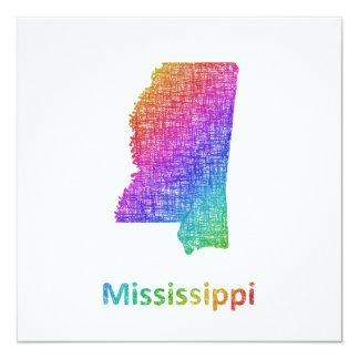 Cartão Mississippi