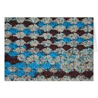 Cartão Mistura 3 do Crochet