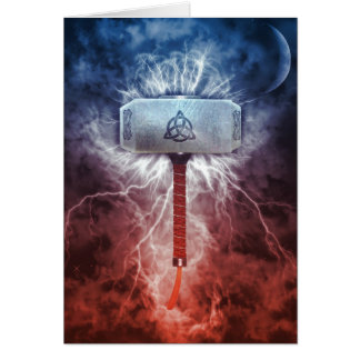 Cartão Mjolnir