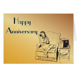 Cartão Modelo da arte da celebração do aniversário da