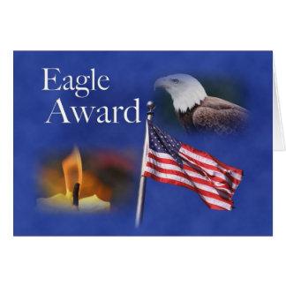 Cartão Montagem de 3891 Eagle
