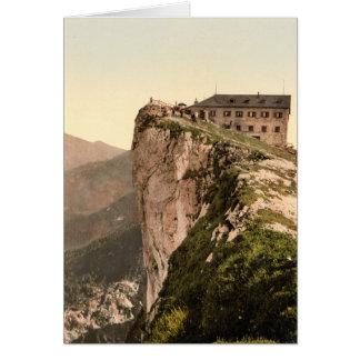 Cartão Montanha de Schafberg em Salzburg
