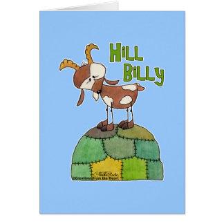 Cartão Monte Billy
