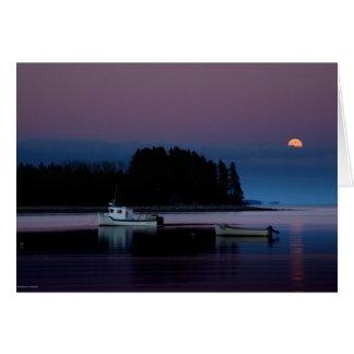 Cartão Moonrise