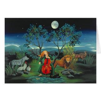 Cartão Moonshine a sonata 2006