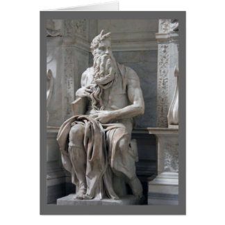 Cartão Moses