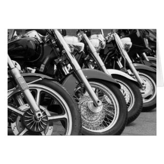 Cartão Motocicletas mim