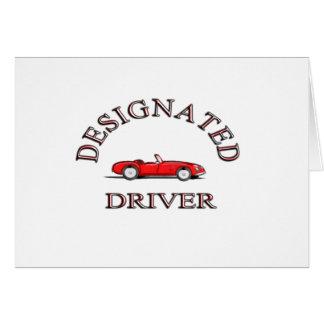 Cartão Motorista designado