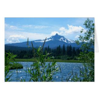 Cartão Mt. Washington
