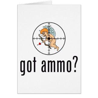 Cartão munição obtida? (o dia dos Anti-Namorados)