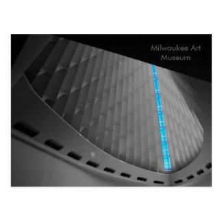Cartão - museu de arte de Milwaukee