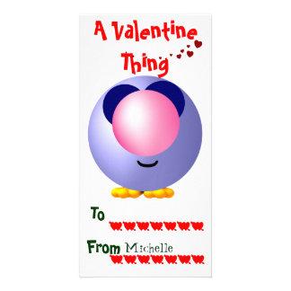 Cartão Namorados da sala de aula