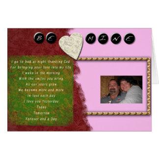 Cartão Namorados de DigiScrapbooking