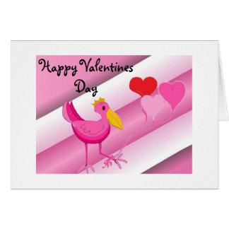 Cartão Namorados felizes…