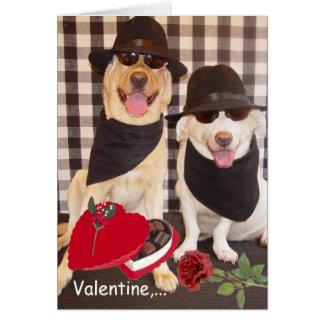 Cartão Namorados, nós somos dois de um tipo!
