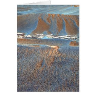 Cartão NASA Marte Scylla - ondinhas Windblown