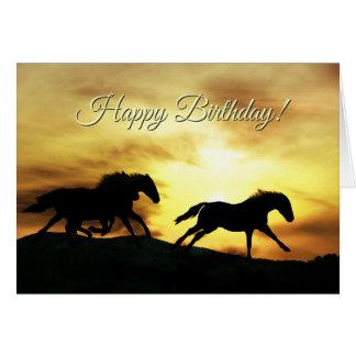 Cartão Nascer do feliz aniversario a ser aniversário do