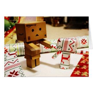 Cartão Natal de Danbo